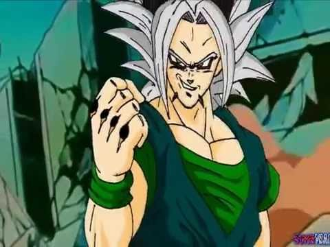 Xicor vs SSJ4 Goku & Vegeta - YouTube