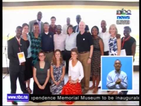 NBC TV News - Peace Corps Loves Namibia (March 13, 2014)