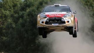 Markku Alén & Citroën DS3 WRC - Part 2/2 (Teknavi 2014)