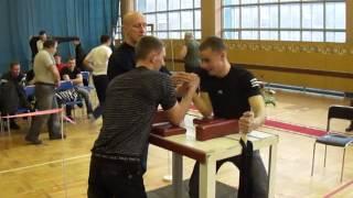 Армрестлинг. Группа 1. Вес до 70 кг до 35 лет sports.dp.ua