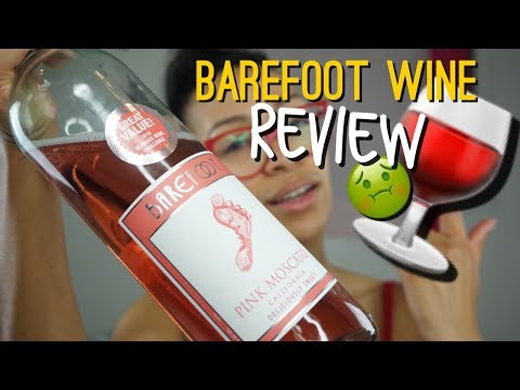 BAREFOOT WINE REVIEW | Affordable Wine Review