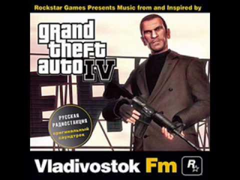 Vladivostok FM: Группа Кино - Группа Крови [GTA 4]