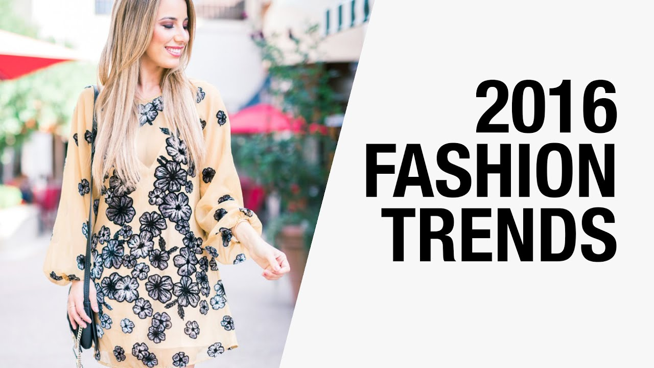 Get Tomorrow's Trends Today with Accessories Directions SS 2016 ...