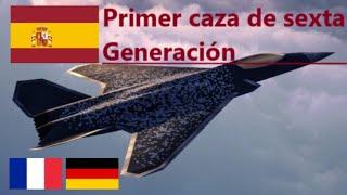 El caza MAS MODERNO del mundo marca ESPAÑA | Megaproyectos ES