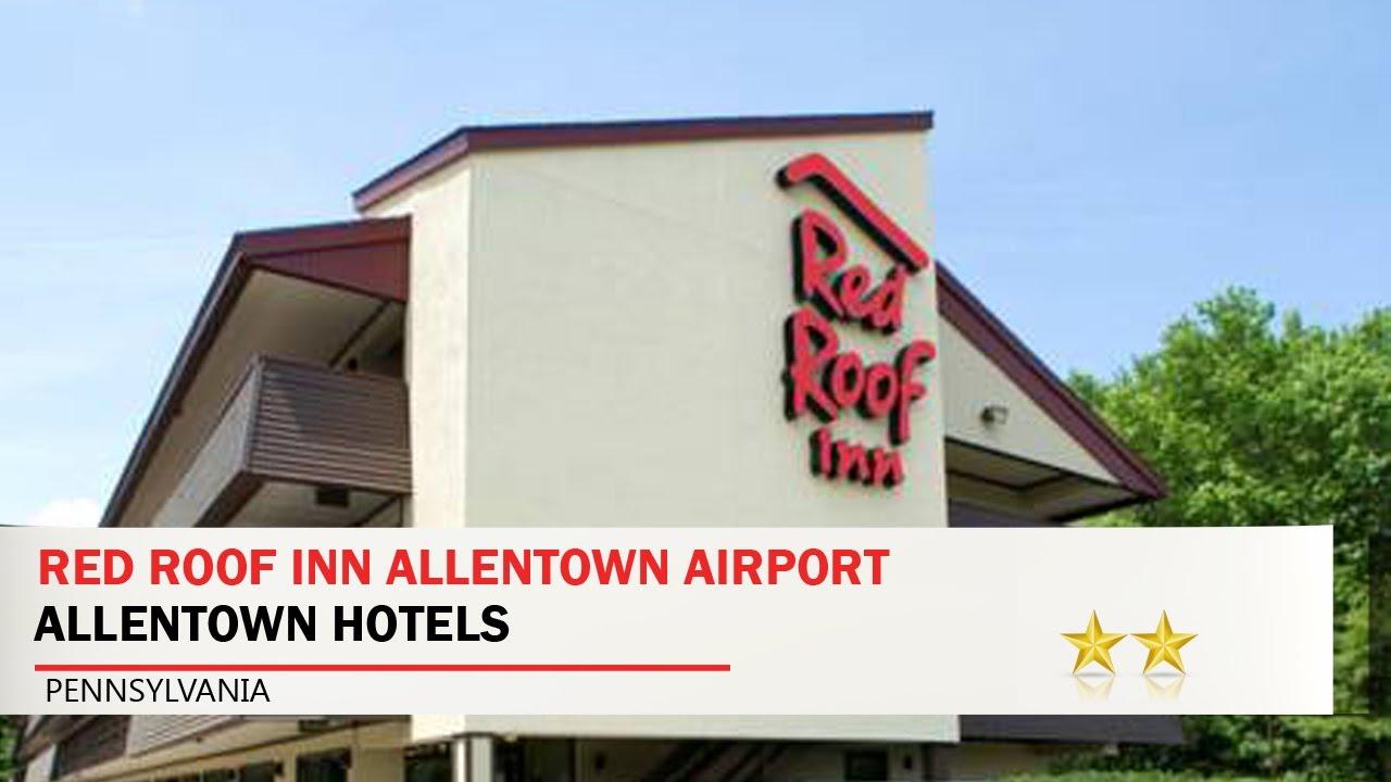 Red Roof Inn Allentown Airport   Allentown Hotels, Pennsylvania