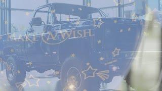 Make-A-Wish Michigan helps sick teen's Chevy dream come true