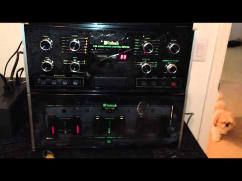 Mcintosh C39 and MC 7106 Part 2
