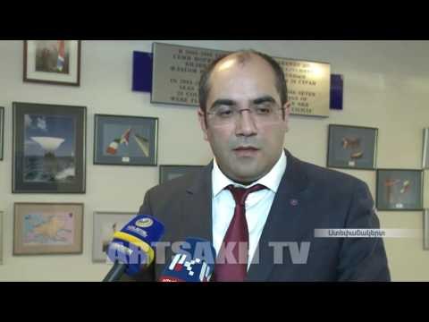 Նախագահ Բակո Սահակյանն ընդունել է ՀՀ սպորտի եւ երիտասարդության հարցերի նախարարին