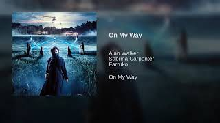 On My Way - Farruko ft Alan Walker