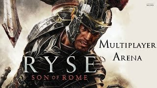 Ryse: Son Of Rome - Multiplayer Arena - Co-Op - The Colosseum