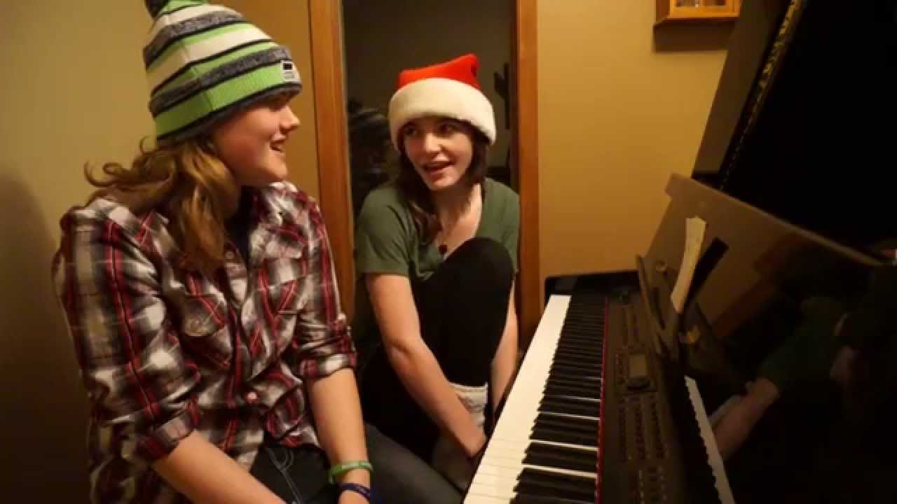 K2 - Last Christmas by Wham/Glee Cast (OFFICIAL Music Video Cover)