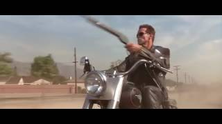Terminator 2 - Persecución
