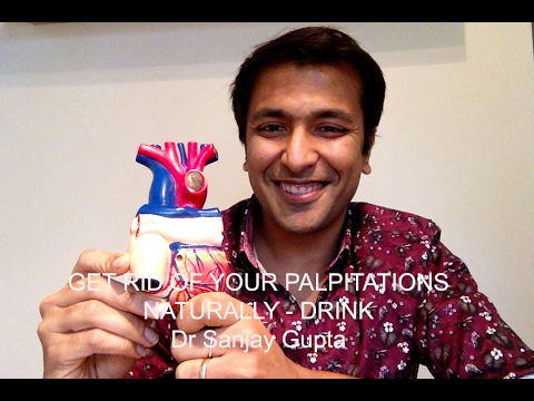 Get Rid Of Your Palpitations Naturally Part 2 - Drink