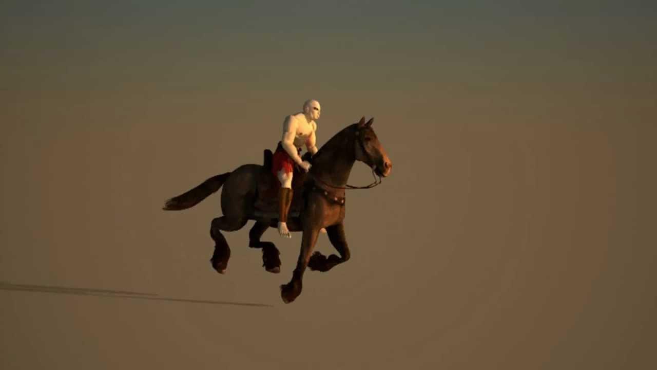 Horse running animation - YouTube - photo#22