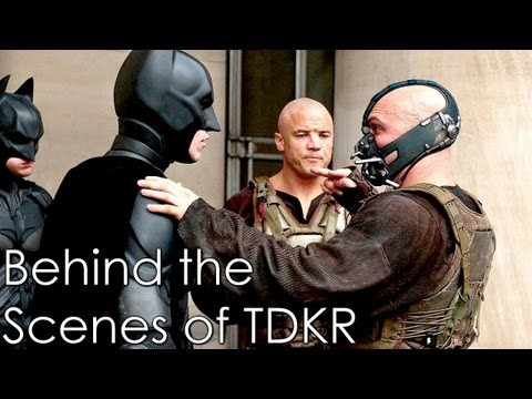 Thumbnail: The Dark Knight Rises (2012) HD Exclusive Featurette - Making of the film