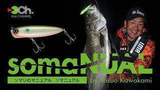 【somari90の使い方を徹底解説!】somaNUAL(ソマニュアル) 川上靖雄 編