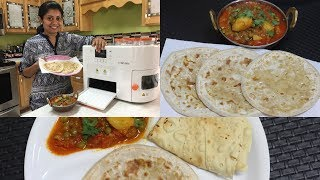 My Diwali Gift Rotimatic - A Roti Making Robot | Bhavna's Kitchen
