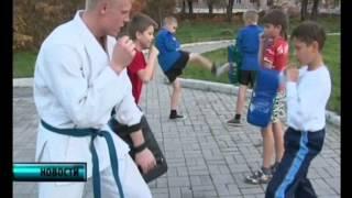 Рукопашный бой в храме Серафима Саровского - НОВОСТИ