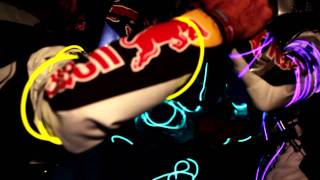 Jumping into EDC - Red Bull Air Force Skydives into Electric Daisy Carnival