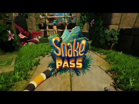 Snake Pass -  Fire Trailer (Nintendo Switch)