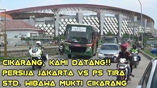 Download Video Jakmania mulai berdatangan dan tiba di Stadion wibawa mukti _ Persija Vs Ps Tira 10/10/2018 MP3 3GP MP4