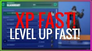 *NEW* HOW TO GET XP FAST IN FORTNITE! LEVEL UP FAST! [SEASON 8] (2019)