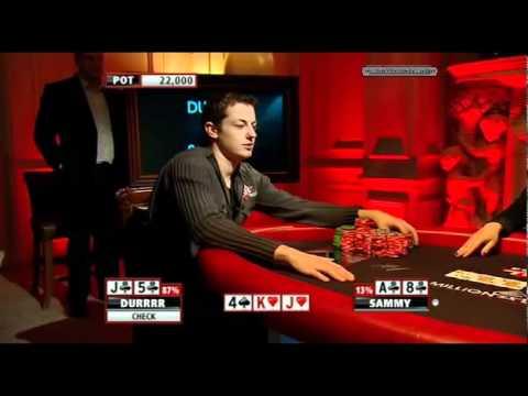 Durrrr Million Dollar Challenge Episode 2-(1/5) (highlights)