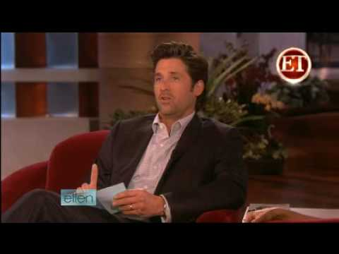 Patrick Dempsey on Brooke Smith's Departure