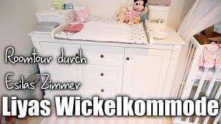 SSW 35 | Liyas Wickelkommode | Roomtour durch Esilas Zimmer | Filiz