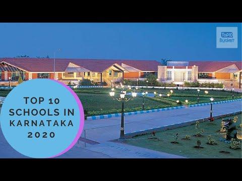Top 10 Schools In Karnataka 2020