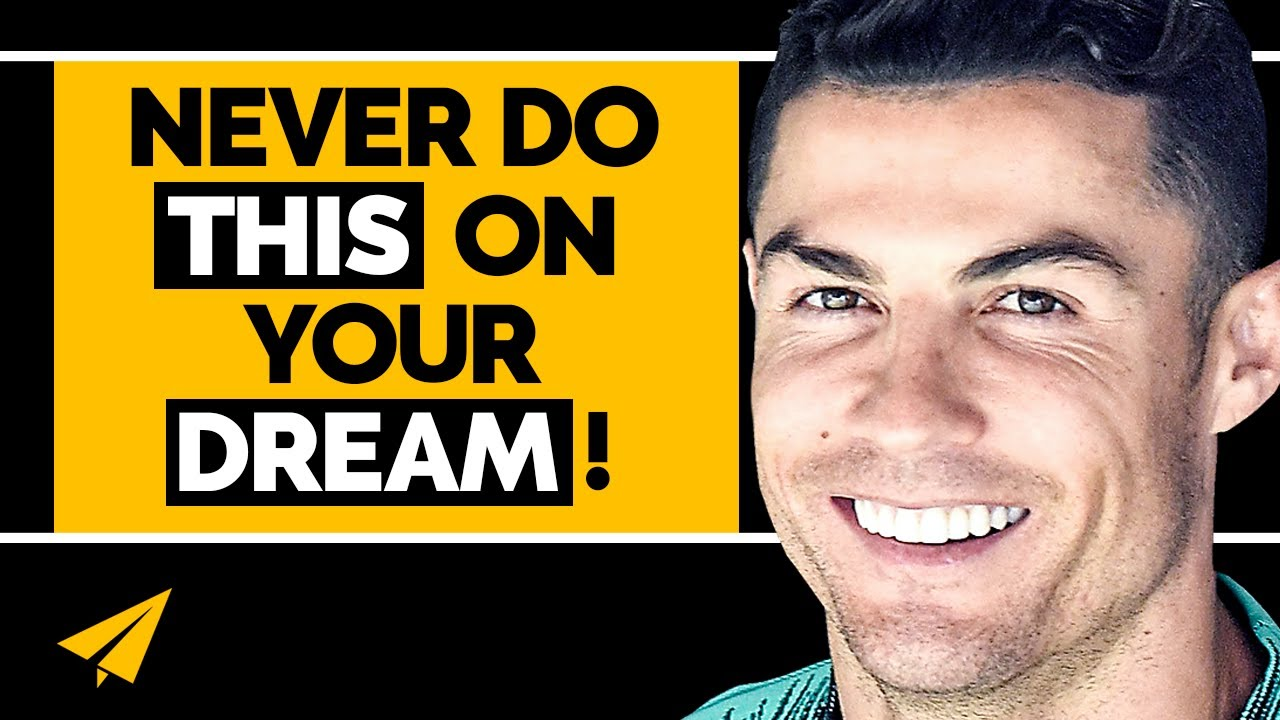 How Cristiano Ronaldo became the best in the world pics