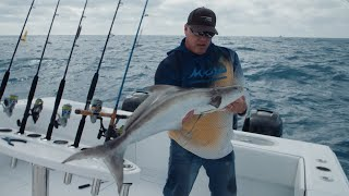The SeaHunter Solo Fishing Offshore and Near Disaster