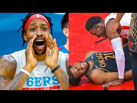 Weirdest NBA Moments of 2021 Season