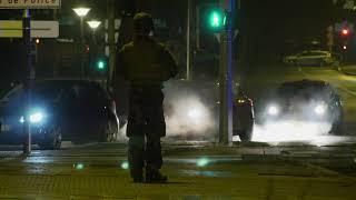 Attentat de Strasbourg : opération de police dans le quartier Neudorf (12 décembre 2018)