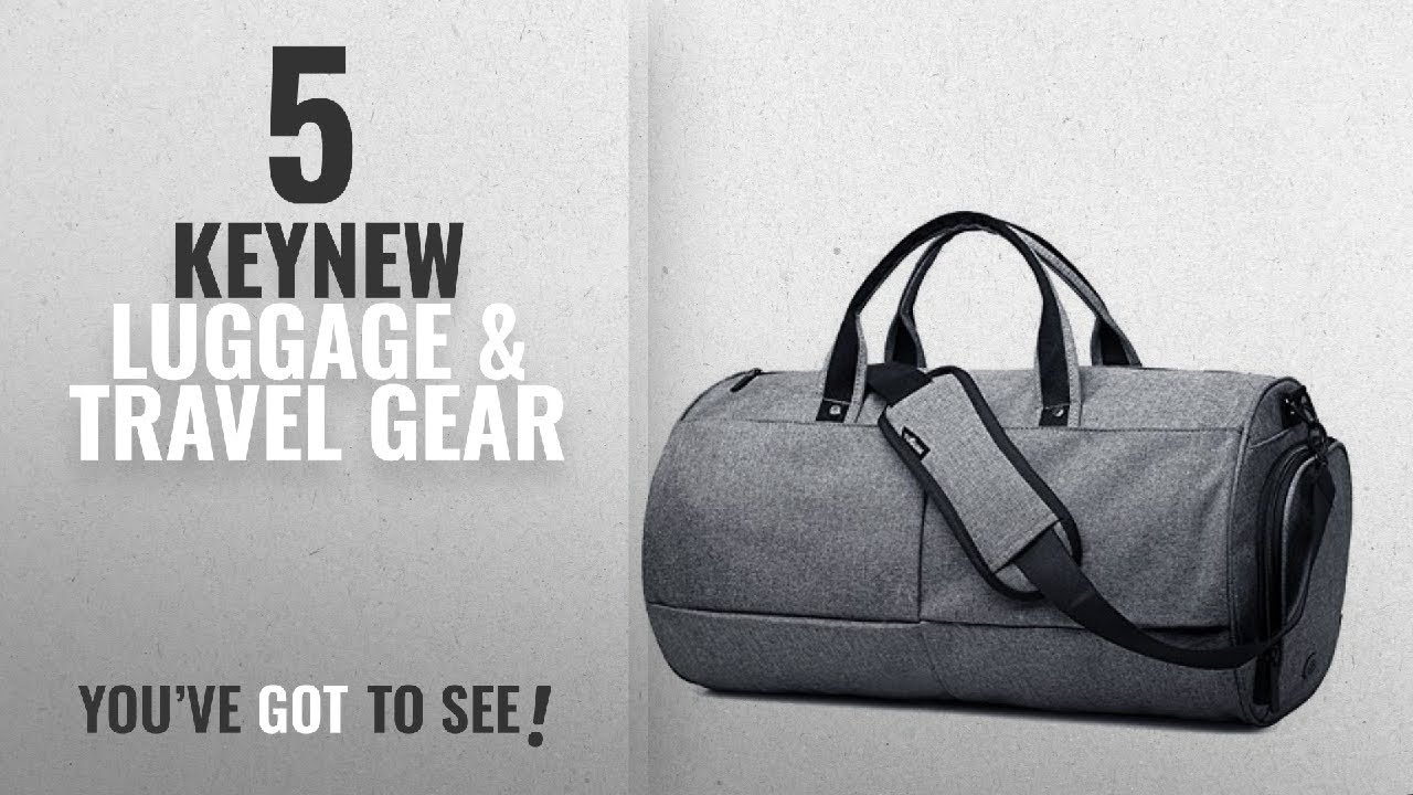 2907a203f3dd Top 10 Keynew Luggage & Travel Gear [2018]: KEYNEW Gym Bags for Men and  Medium Duffel Bag with Shoes