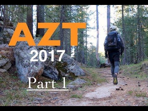 Arizona Trail 2017 - Part 1