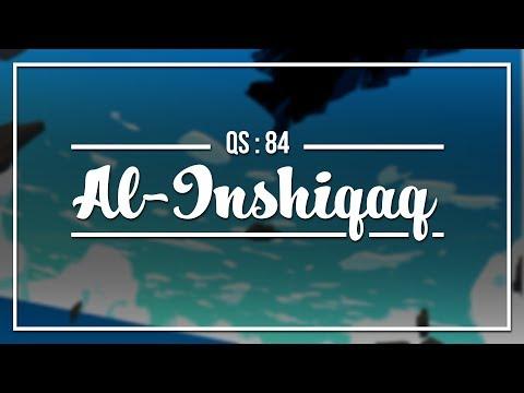 Surah Al-Inshiqaq | English | Understand & Memorize Quran Project