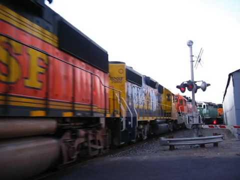 Wig Wag Railroad Crossing in Vernon, CA
