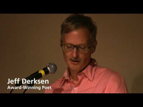 Jeff Derksen - Fred Wah and Friends Poetry Reading; Vancouver, BC Canada (part 3 of 7)