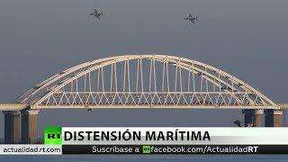 Occidente aboga por la distensión tras el altercado marítimo entre Rusia y Ucrania