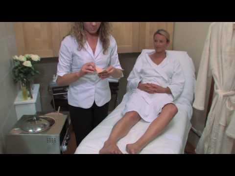 Violet Adair Beauty Parlour Treatments  6:05