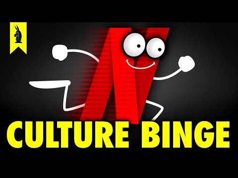Mainlining Netflix –Culture Binge Episode #21