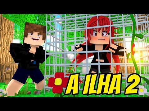 FILME MINECRAFT - A ILHA 2 -  (MACHINIMA) thumbnail