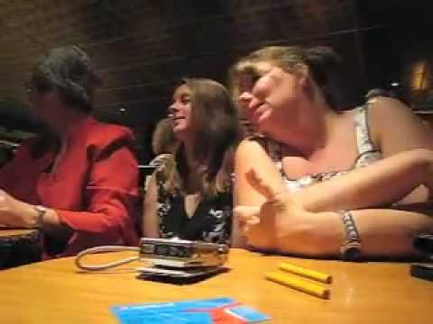 Samantha & Jill dream of karaoke.
