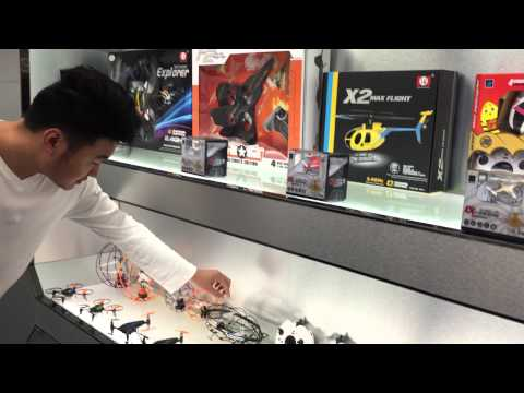 What drones we have? Drone show room tour of IMG Electronics