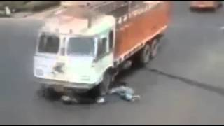 Miraclus escape in accident