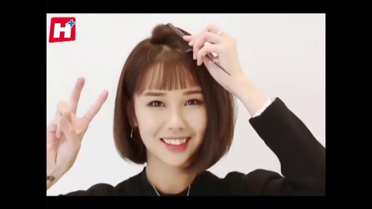 TẠO KIỂU TÓC NGẮN DỄ THƯƠNG PHONG CÁCH HÀNG XẺNG | Tổng hợp những nội dung về kiểu tóc ngắn nữ dễ thương chính xác