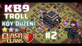 Köy Binası 9 TROLL ( WAR BASE ) 2019 #2