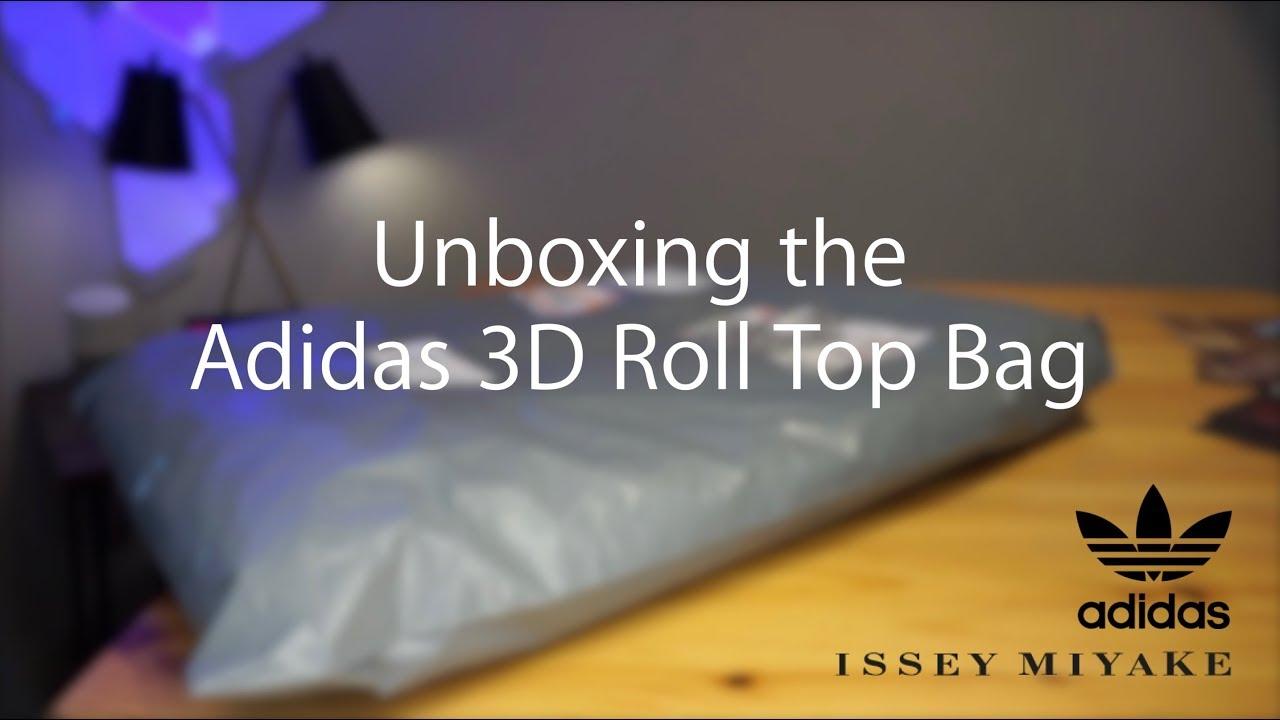 b4f278e42e1f Unboxing Adidas Originals Urban Backpack 🎒 - YouTube