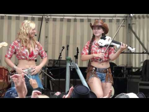 COUNTRY SISTERS - Cotton Eyed Joe from YouTube · Duration:  4 minutes 11 seconds